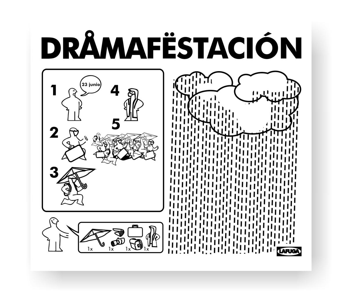 Guía básica para la Evacuación en Cuenca: Ladramafestación
